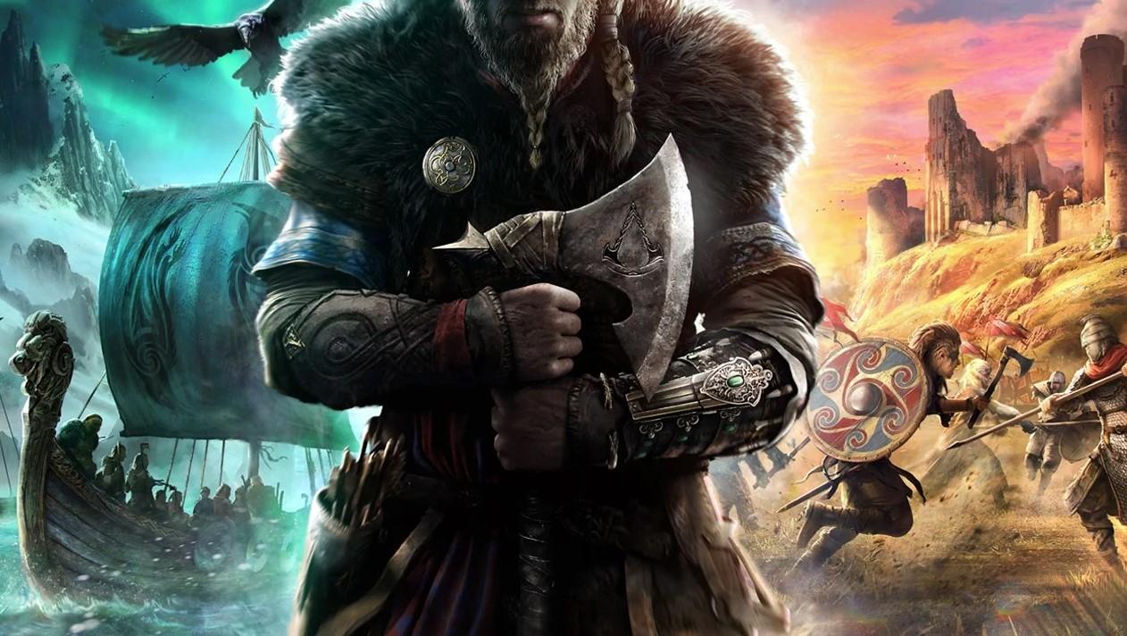 Ocho horas de dibujo en cuatro minutos: así fue la ilustración de BossLogic sobre el próximo Assassin's Creed, Valhalla