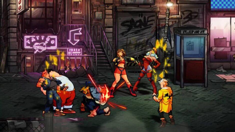 Streets of Rage 4 no para de crecer: ya suma mas de 1,5 millones de descargas