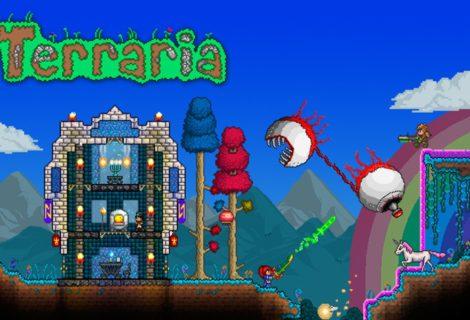 Luego de su última actualización Terraria ya supera las 30 millones de juegos vendidos