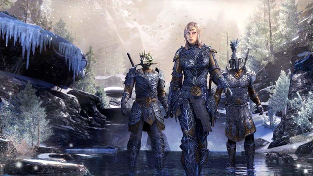 Bethesda confirmó que todos los DLC de The Elder Scrolls Online se podrán descargar de forma gratuita hasta el 27 de abril