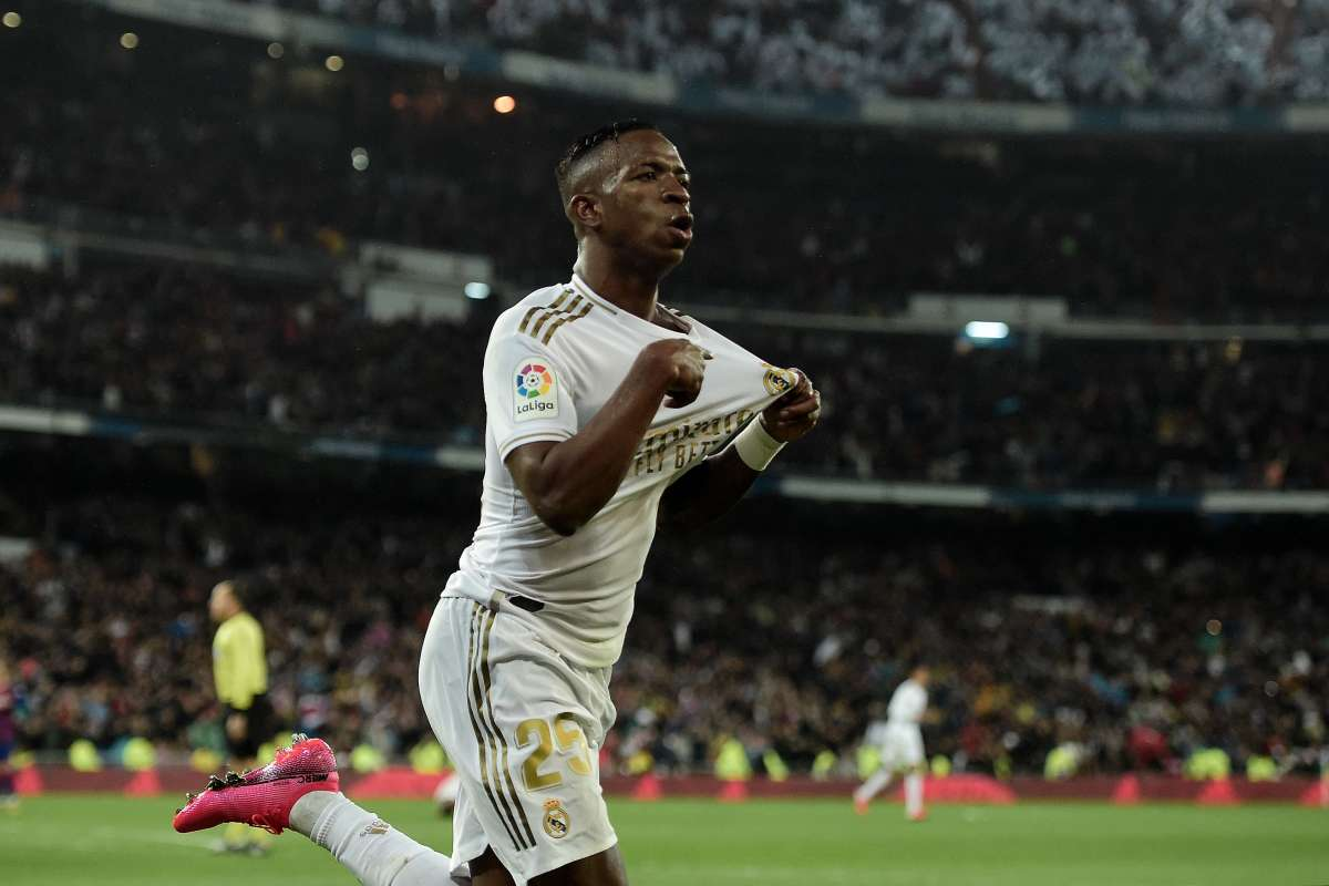 Real Madrid eligió a Vinicius JR como representante para el torneo benéfico de FIFA 20