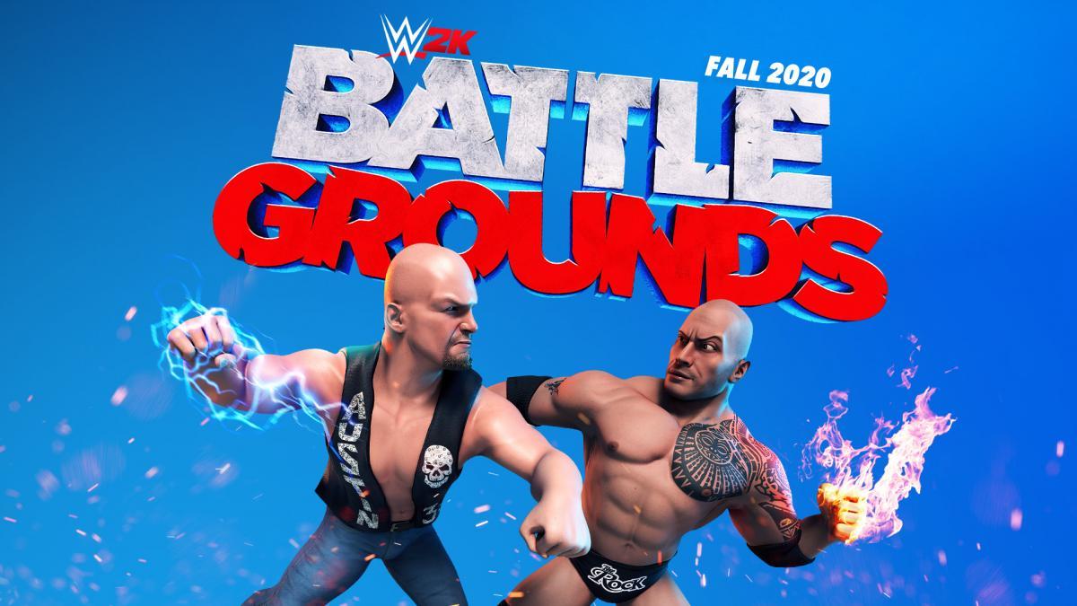 Con The Rock como estrella, anunciaron las novedades de WWE 2K Battlegrounds