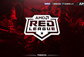 Vuelve AMD Red League: el renovado torneo amateur de Fortnite, League of Legends y CS:GO