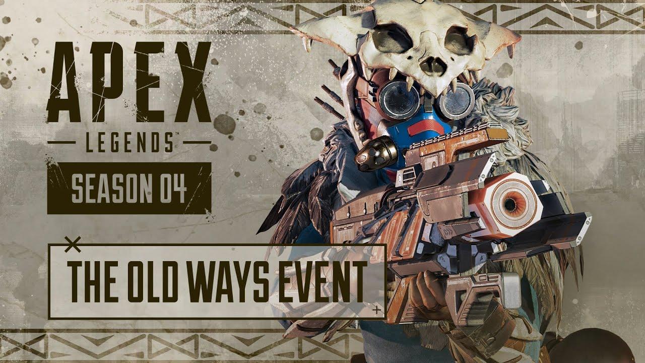 """Apex Legends presenta el nuevo evento especial """"Las Viejas Costumbres"""""""