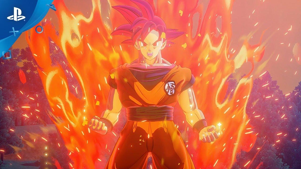 """Dragon Ball Z: Kakarotestrena el primero de sus DLC: """" El despertar de un nuevo poder """""""