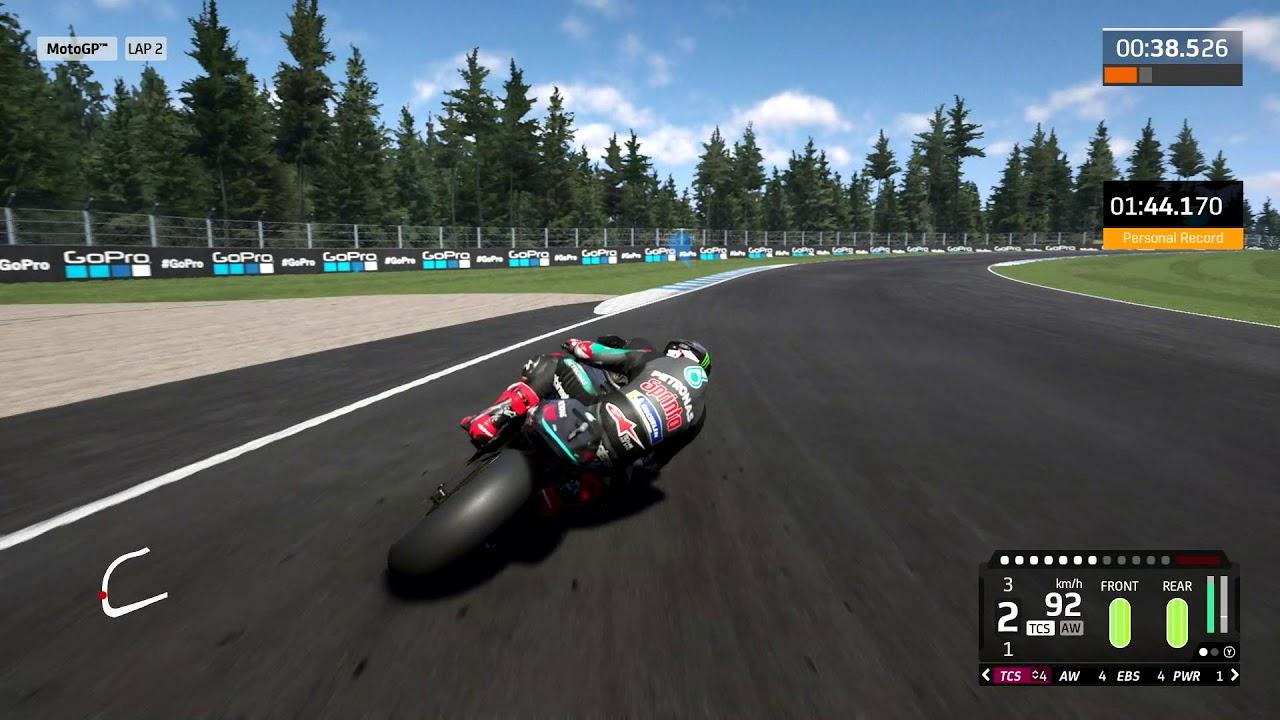 MotoGP 20, el juego oficial del Mundial de Motociclismo, tiene tráiler de presentación para su llegada a las consolas