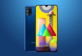 Galaxy M31: el nuevo smartphone de Samsung con cámara cuádruple y batería de gran autonomía