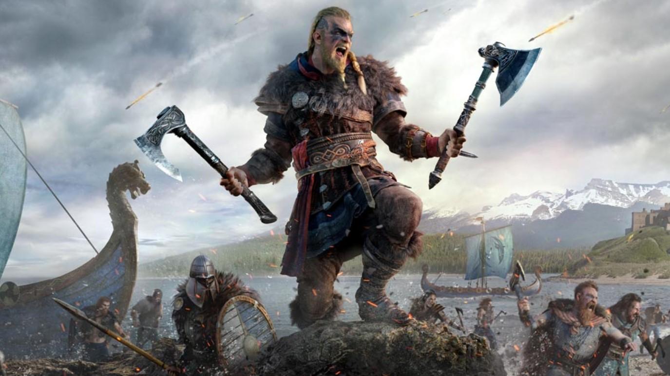 Ubisoft presentó el primer adelanto de Valhalla, el nuevo juego de la saga Assassin's Creed