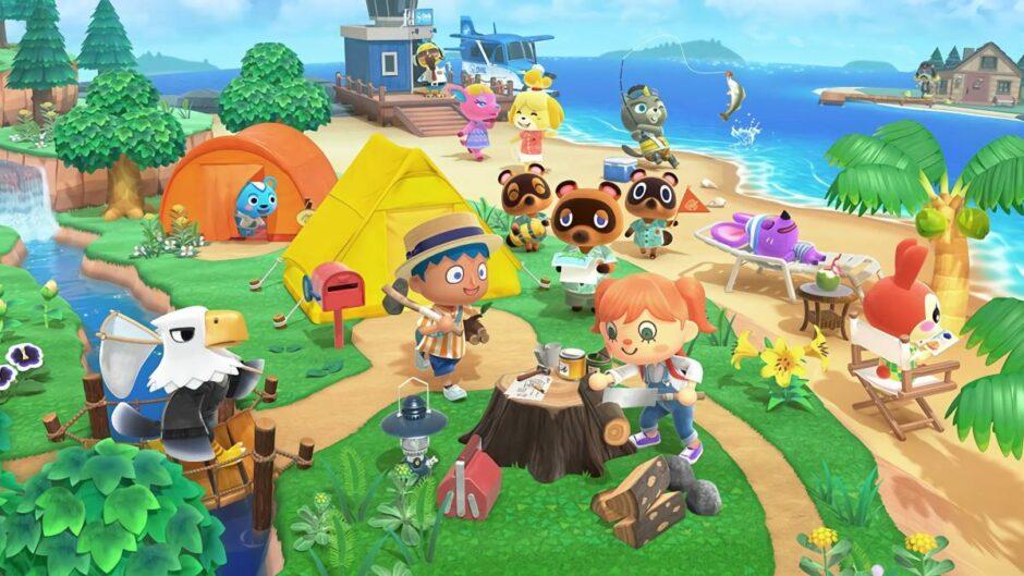 Animal Crossing se convirtió en el juego más popular en Twitter en 2020
