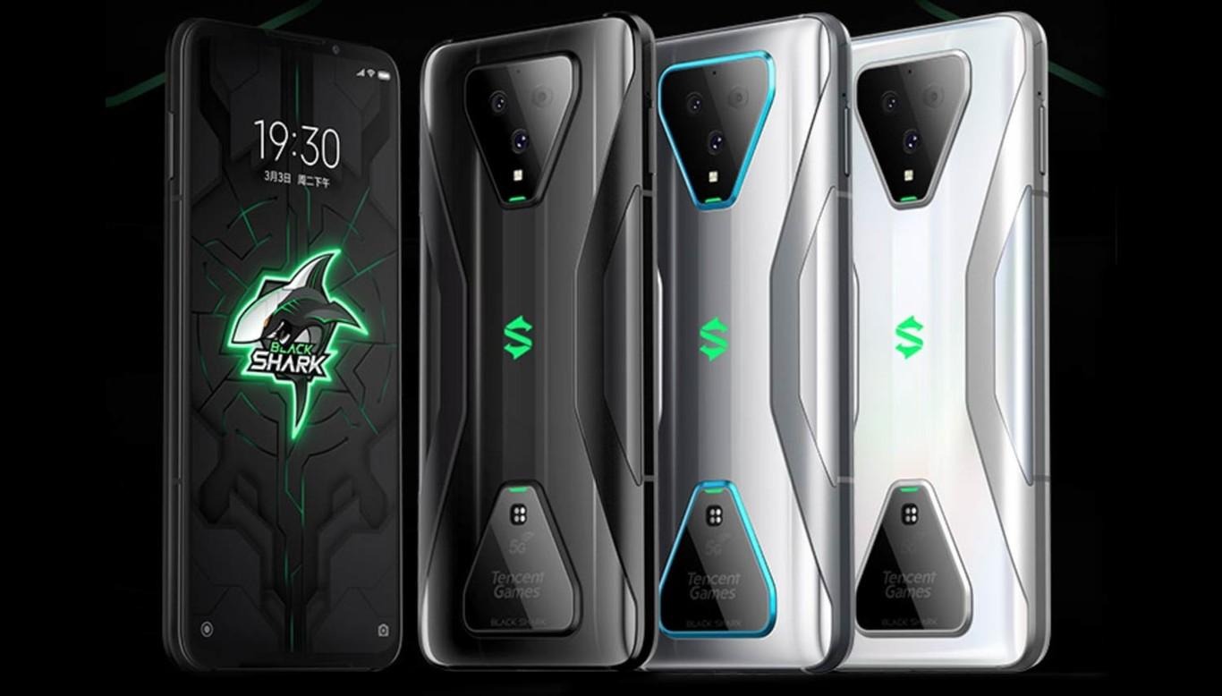 Black Shark 3 y Black Shark Pro: cómo son los nuevos smartphones gamers que llegaron al mercado