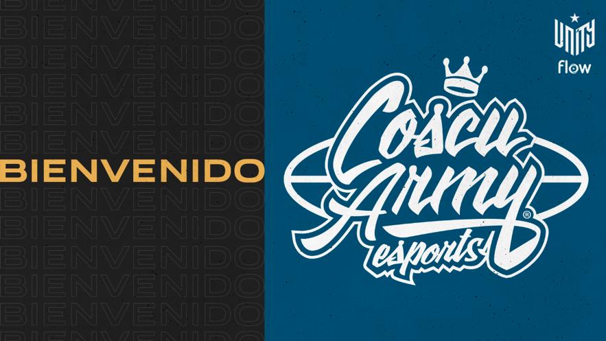 La Coscu Army anunció su ingreso en la Unity League Flow de CS:GO