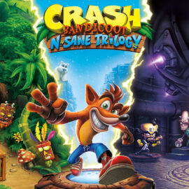 Crash Bandicoot N. Sane Trilogy, un ataque de nostalgia bien actualizado a 2020