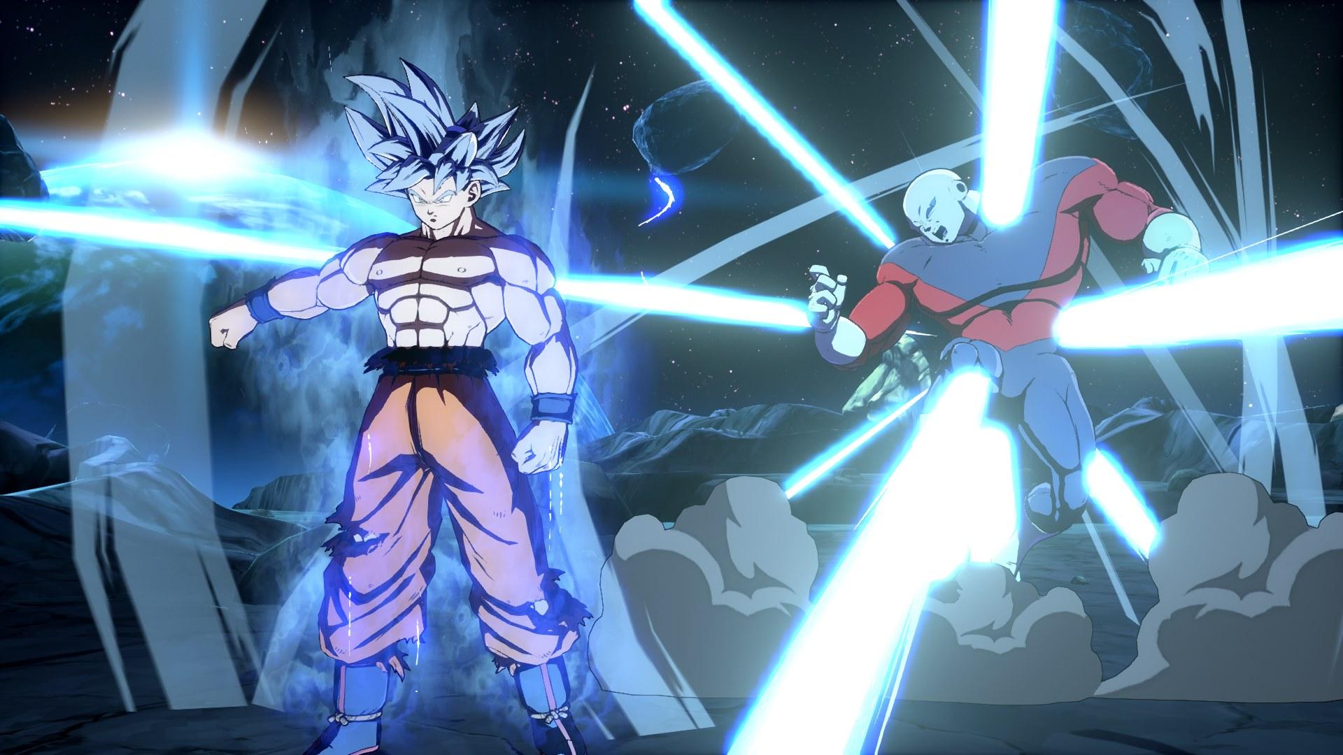 Se confirmó el arribo de Goku Ultra Instinto a Dragon Ball Fighter Z y lo presentan con un tráiler