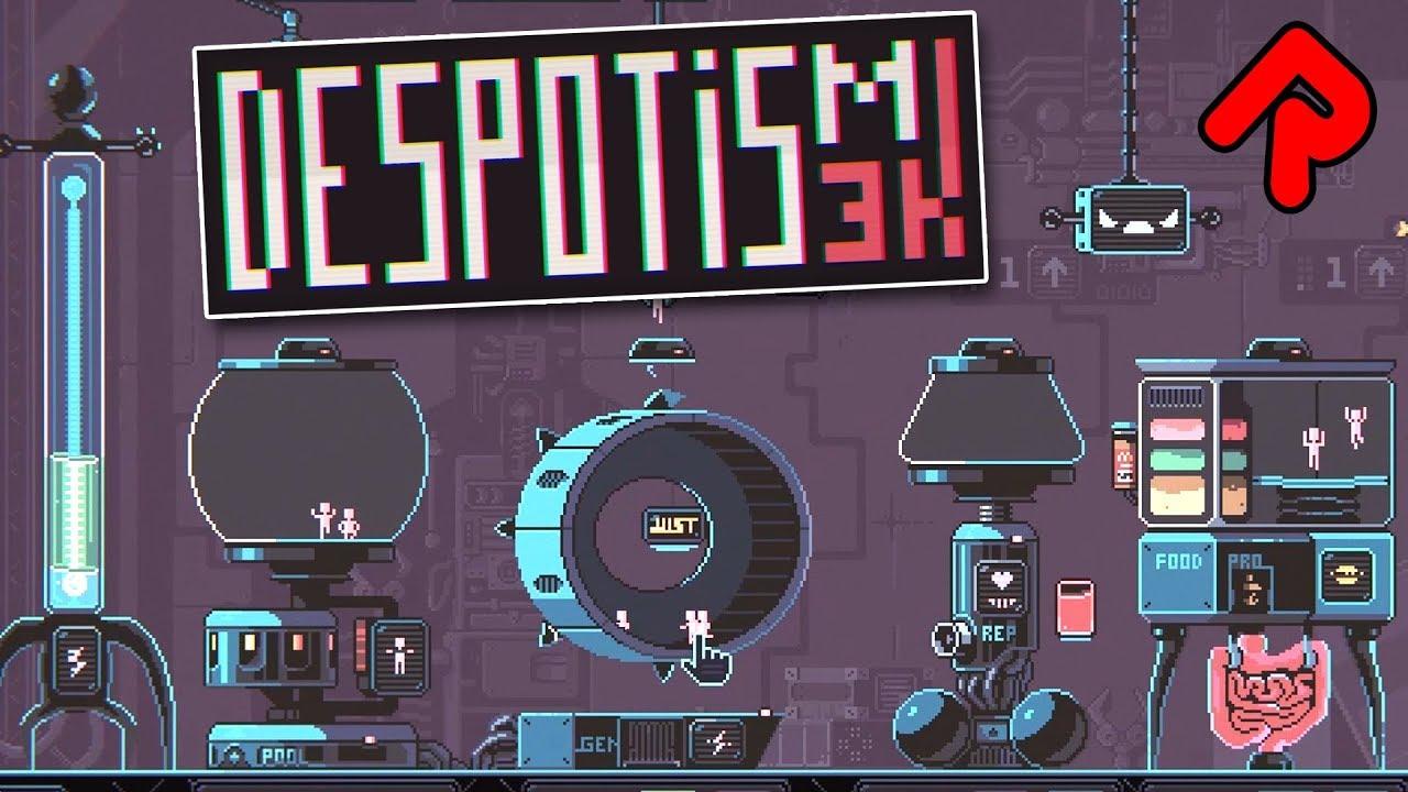 Despotism 3k tendrá su aparición en Nintendo Switch para fines de mayo