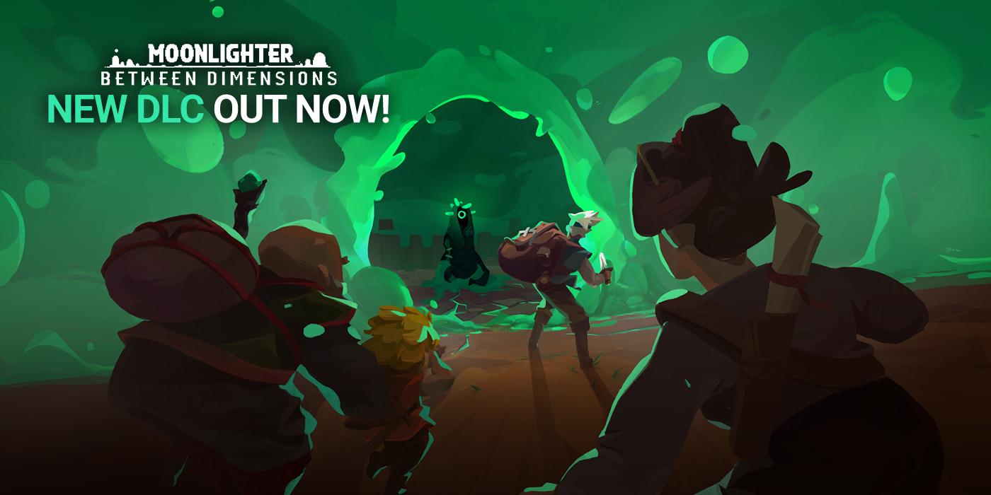 El DLC Moonlighter: Between Dimensions estará disponible para fines de mayo