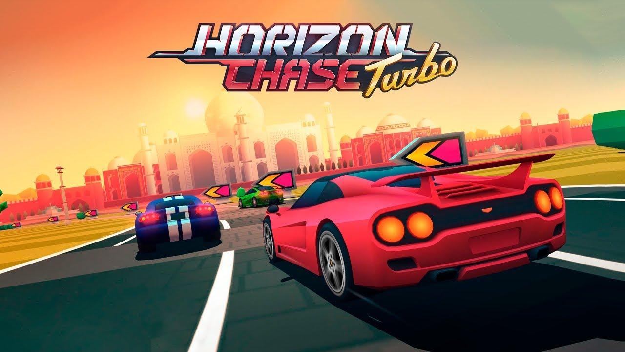 Ya se encuentra disponible la actualización para Horizon Chase Turbo que contará con nuevas pistas de Brasil y autos lujosos
