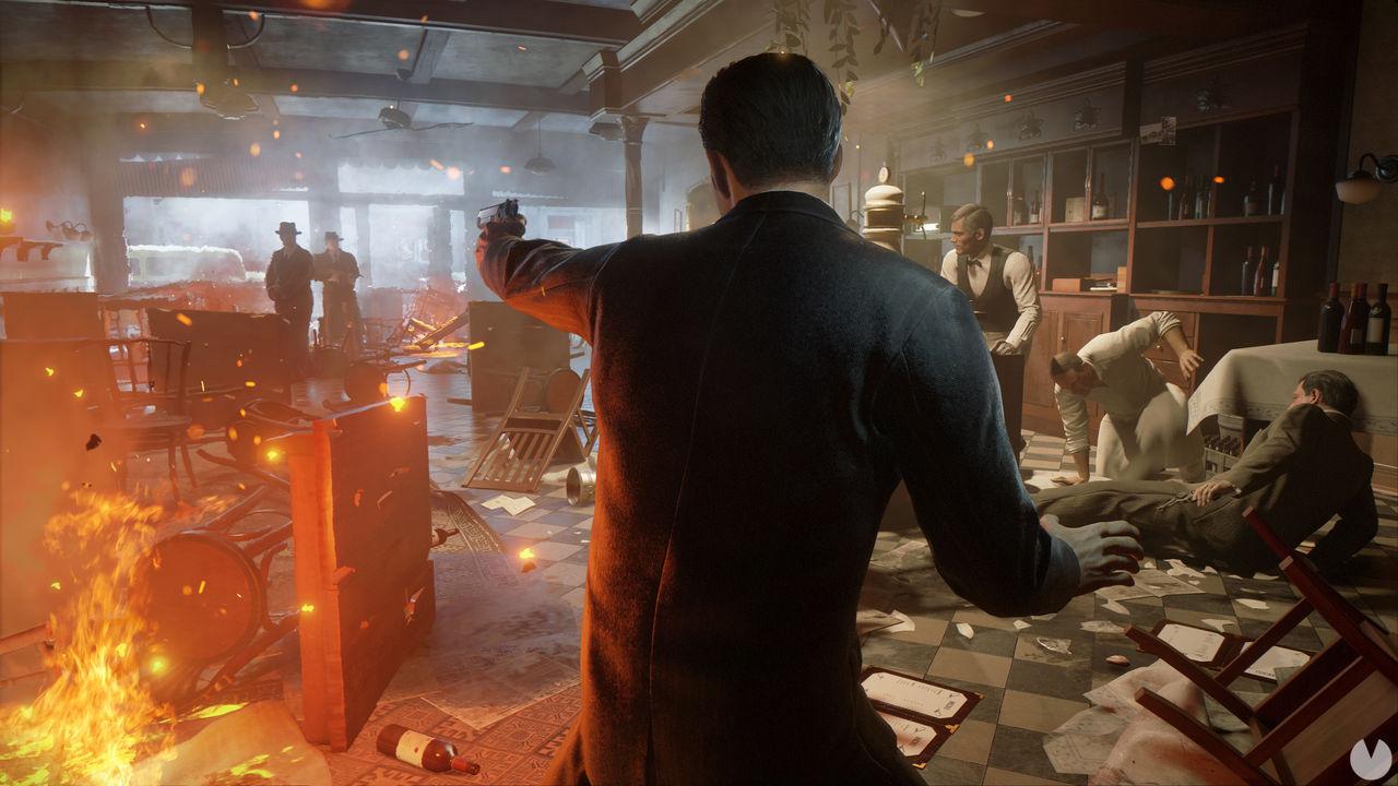 2K Games presenta un gameplay de quince minutos de Mafia Definitive Edition