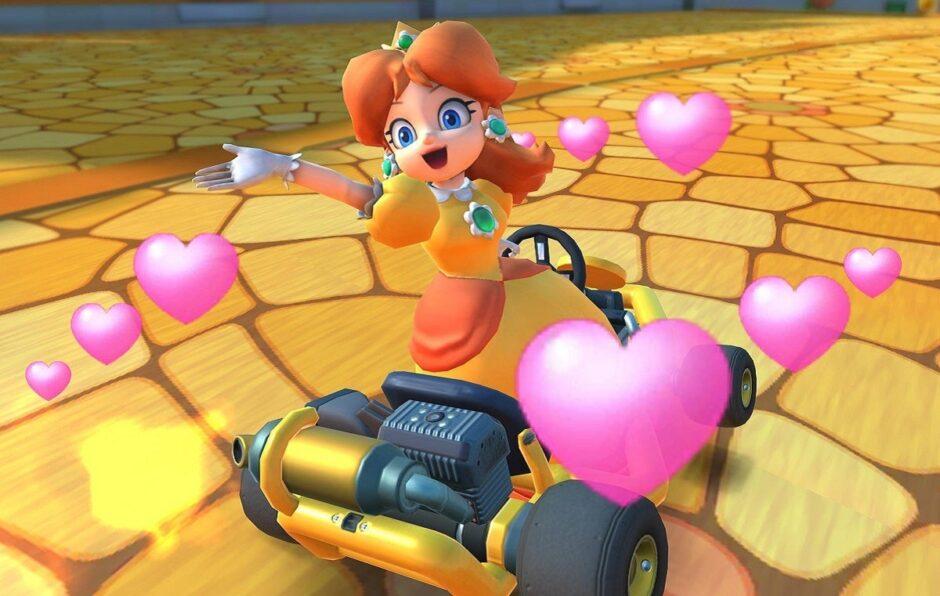 Nintendo presentó un nuevo tráiler celebrando la llegada de la temporada floral en Mario Kart Tour
