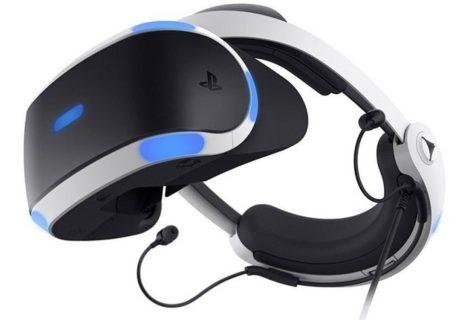 Sony trabaja en el nuevo PlayStation VR con un sistema que reconocería el movimiento de los dedos