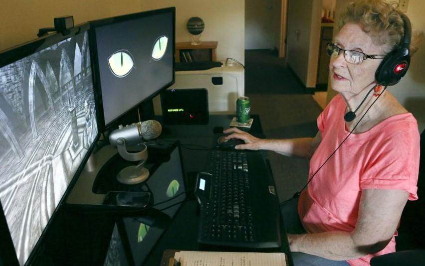 Shirley Curry, la abuela de Skyrim, se retira de las transmisiones por comentarios tóxicos: tiene mucho stress y la presión alta