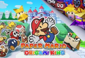 Nintendo anunció Paper Mario: The Origami King para Nintendo Switch