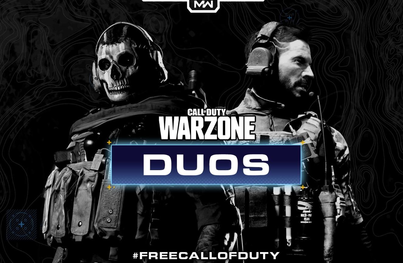 Tras la insistencia de la comunidad, vuelven los duos a Call of Duty: Warzone