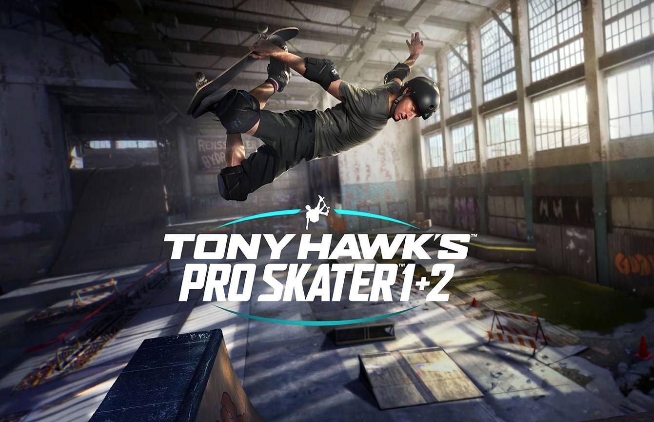 Tony Hawk's Pro Skater 1 y 2 saldrán remasterizados para PC, PS4 y Xbox One