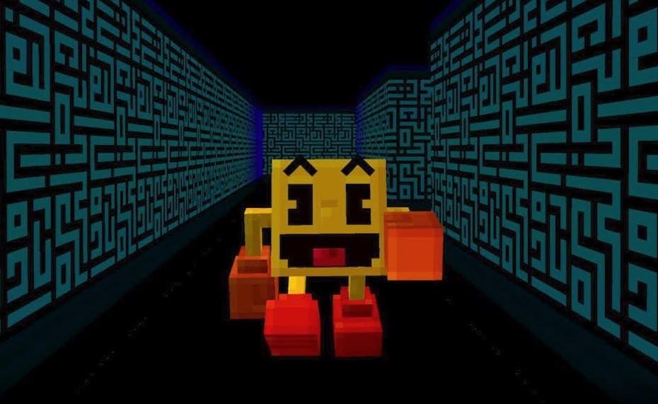 El 40 aniversario de Pac-Man se festeja en otros juegos: Minecraft se suma con un DLC