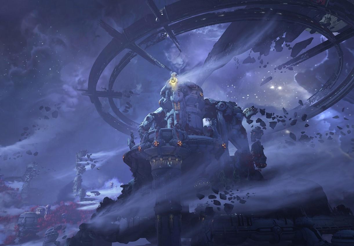 DOOM Eternal mostró las primeras imágenes de su próximo DLC