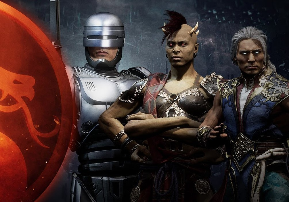Mortal Kombat 11 dio a conocer un nuevo tráiler de su expansión con Robocop y se ve brutal