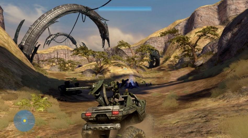 Se conocieron las primeras imágenes de Halo 3 y ODST en PC