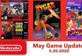 Nintendo confirmó la llegada de 4 juegos nuevos al catálogo de NES y SNES de Switch Online