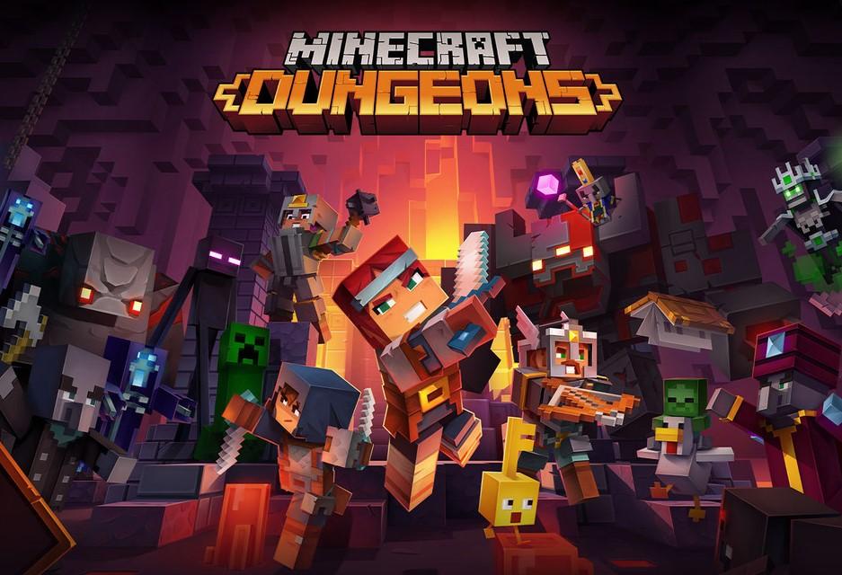Novedades de la semana: Minecraft nos lleva a los calabozos y Mortal Kombat a su secuela en DLC