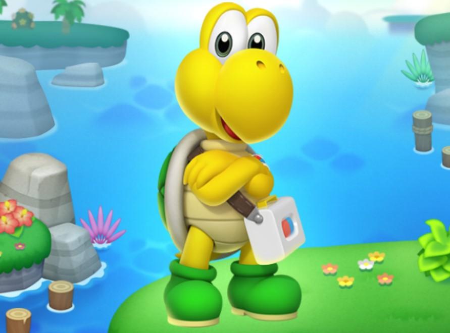 Dr. Koopa está cada vez más cerca de llegar a Dr. Mario World y se acercan otros personajes