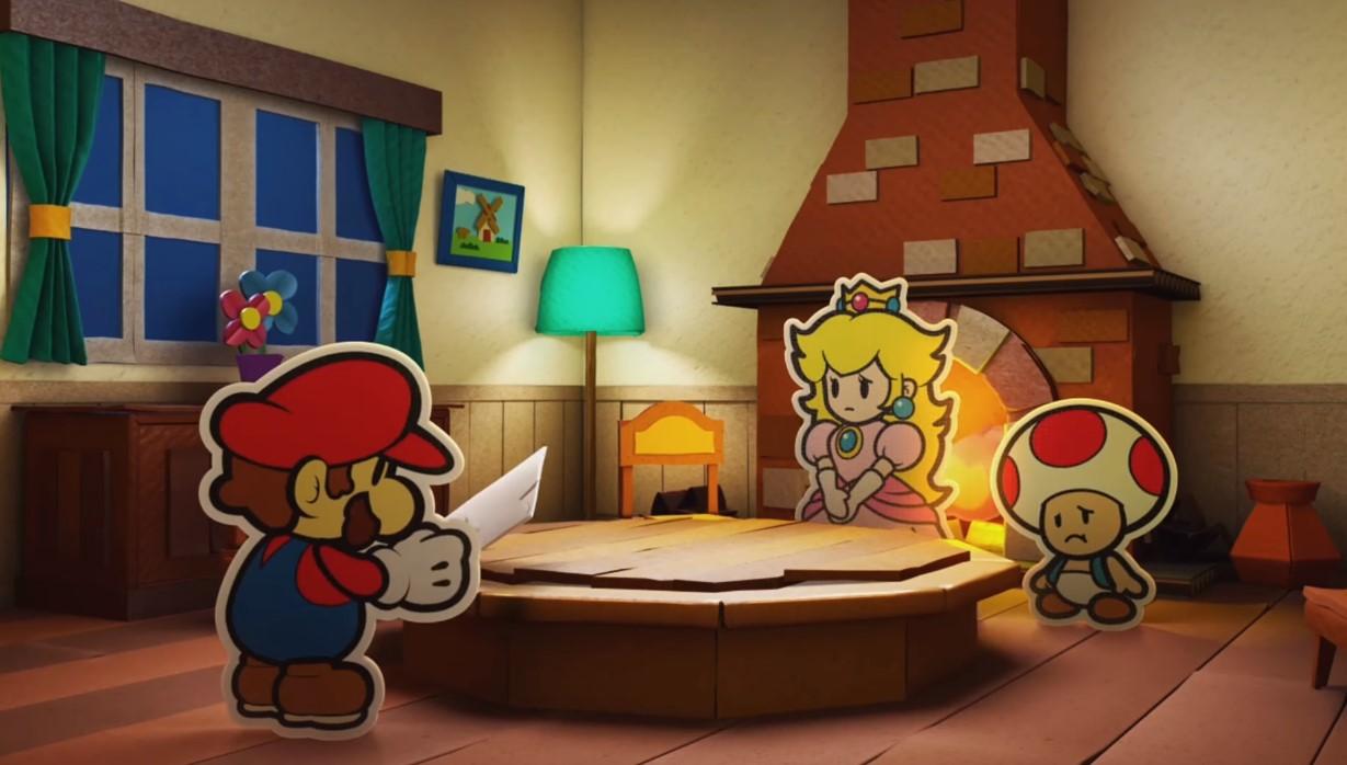 Paper Mario: esplendor y caída del RPG que ahora se puede reinventar a base de origamis en Nintendo Switch