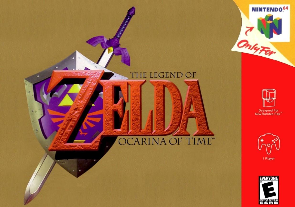 3 horas 39 minutos: un speedrunner completó The Legend of Zelda: Ocarina of Time al 100% y rompió un récord