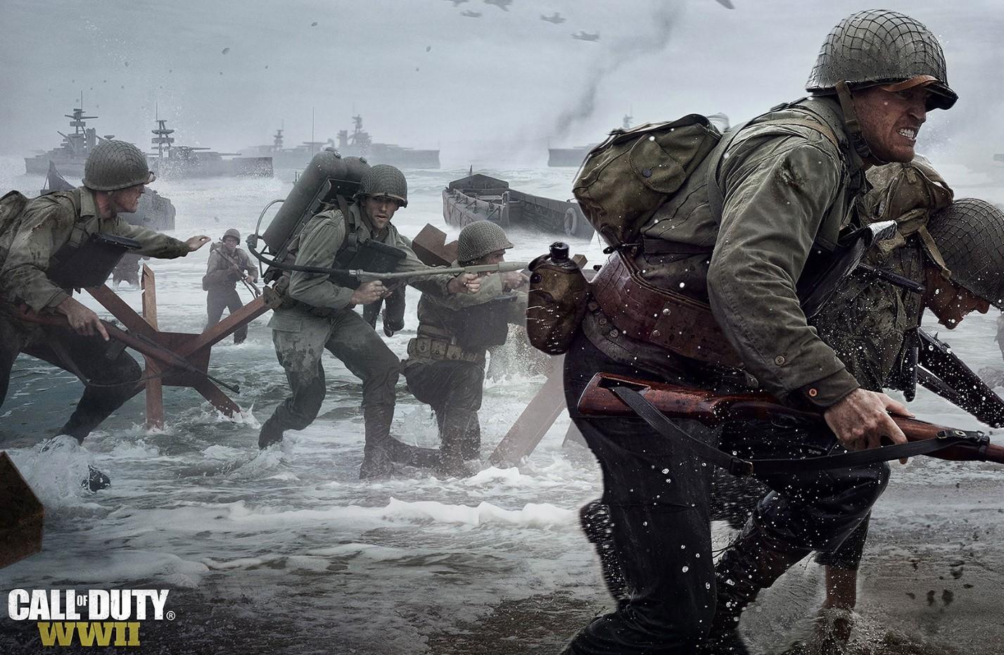 Playstation anunció el primer juego gratuito de PS Plus de junio: Call of Duty WWII