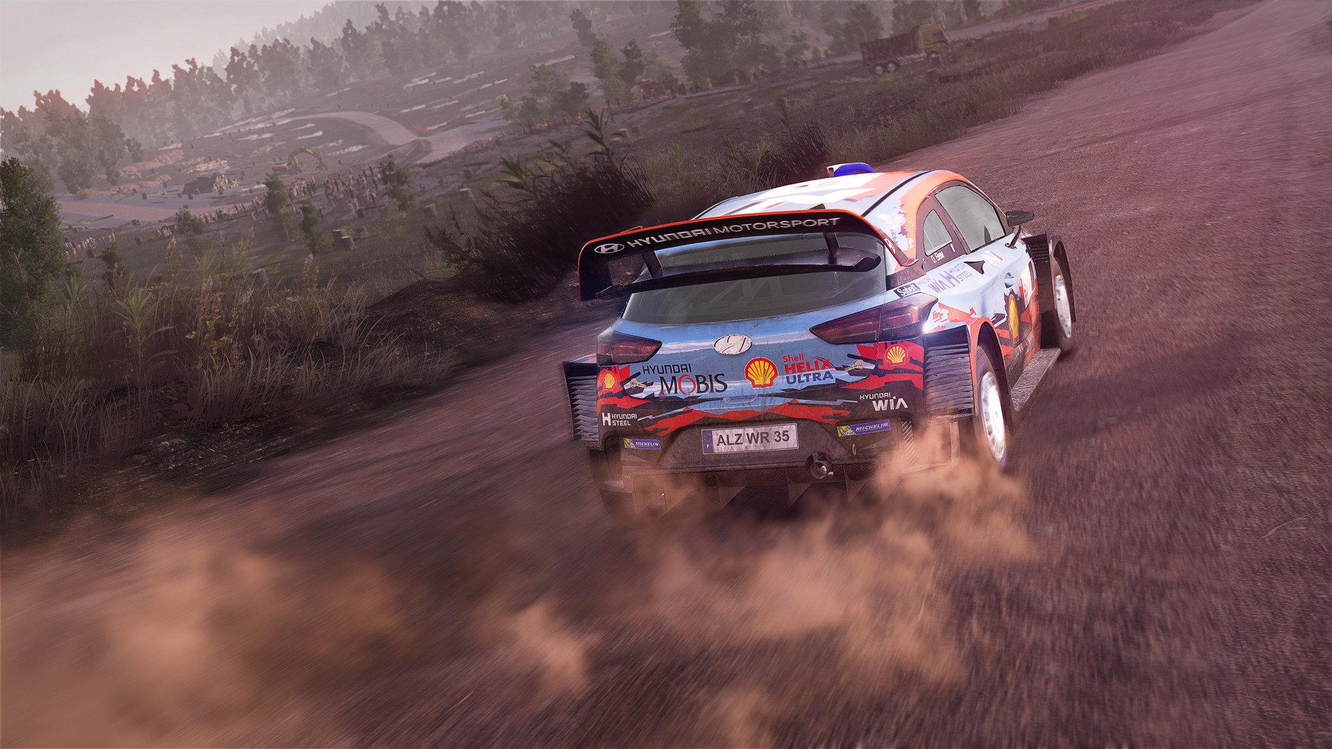 Nacon publicó el primer tráiler de WRC 9