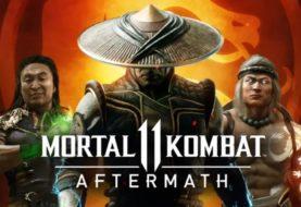 Mortal Kombat 11: Aftermath Kollection tendrá su edición física para Nintendo Switch el 16 de junio y luce impresionante