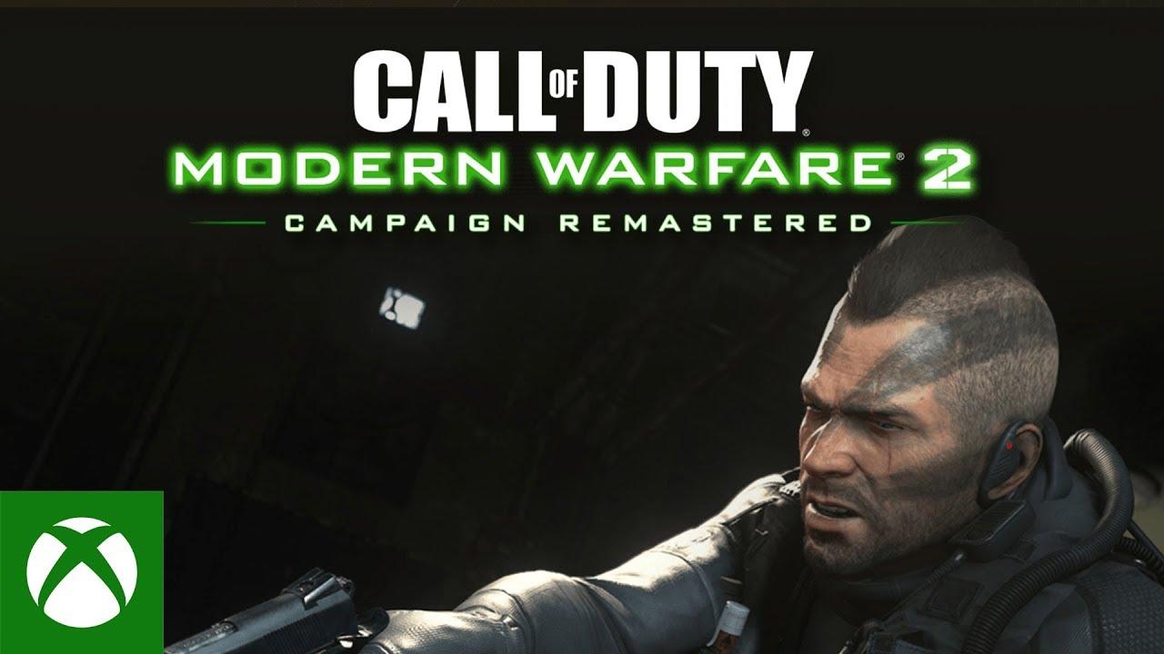 Call of Duty: Modern Warfare 2 está disponible para Xbox One y PC