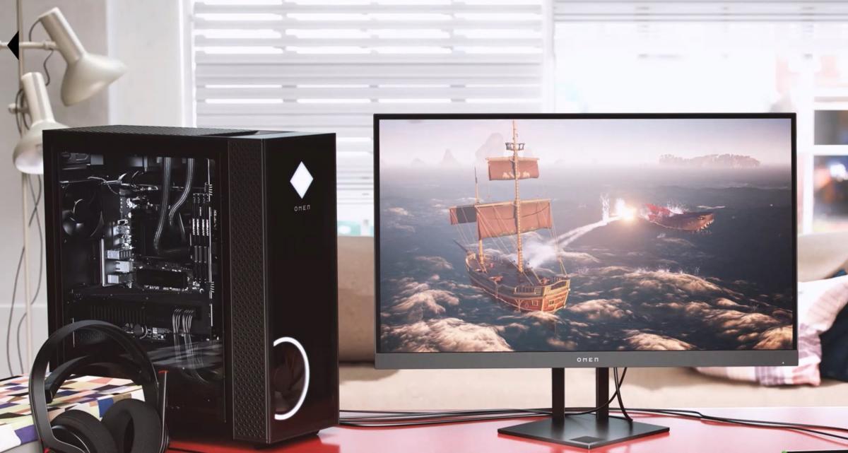 HP lanzó sus nuevos equipos gamer de escritorio: qué características tienen OMEN 25L y 30L