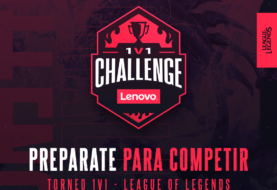 "El torneo de League of Legends ""Challenge by Lenovo"" entró en etapa de definiciones"