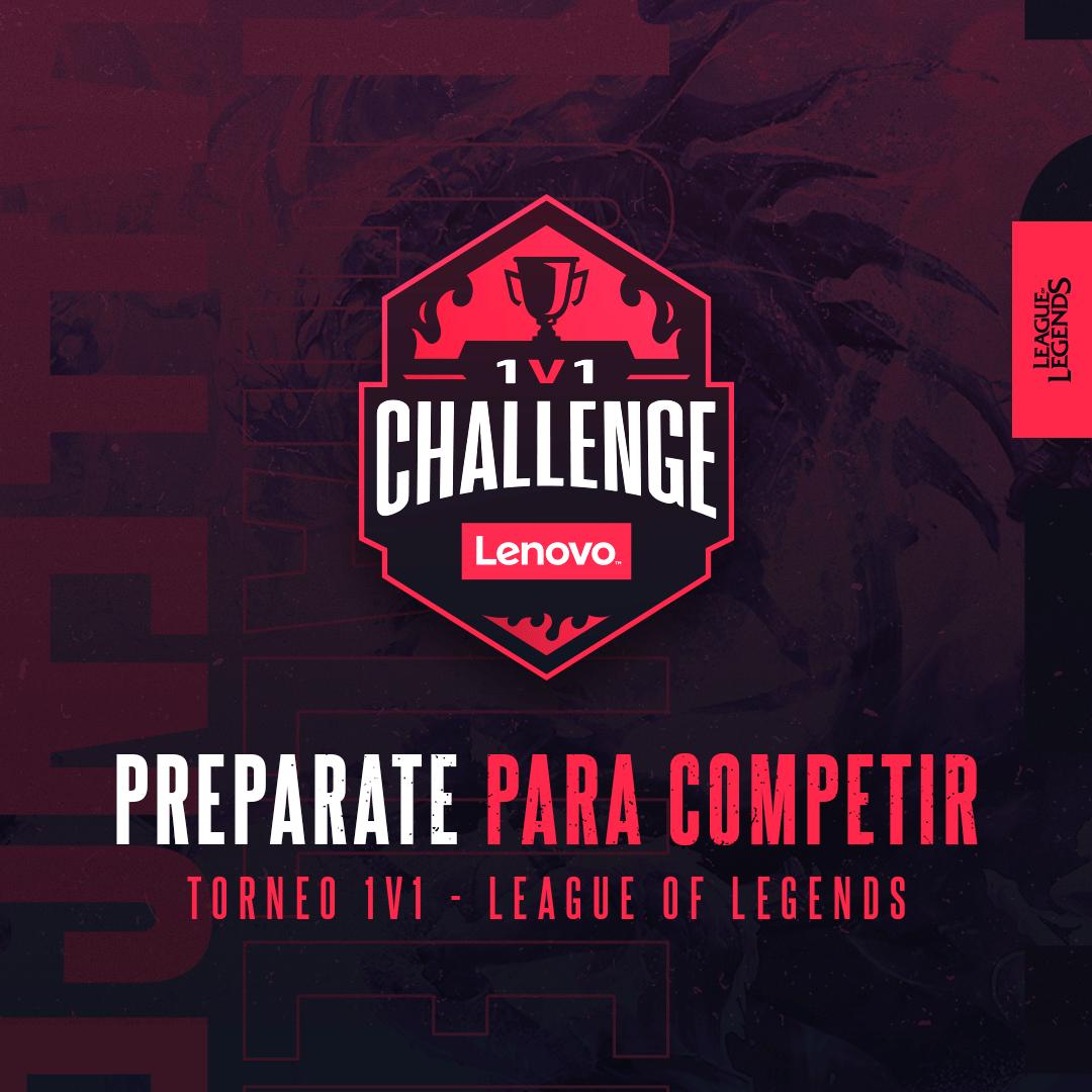 """El torneo de League of Legends """"Challenge by Lenovo"""" entró en etapa de definiciones"""