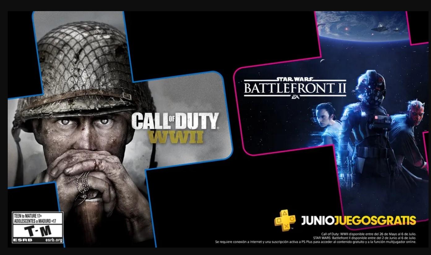 Sony confirmó los dos juegos que llegarán a PS Plus en junio