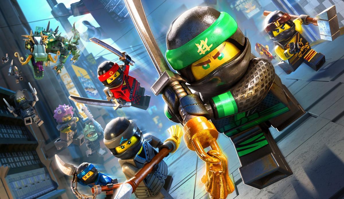 LEGO Ninjago Película: El Videojuego se puede descargar gratis para PC, PS4 y Xbox One