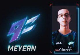9z confirmó a Meyern como nuevo refuerzo para su equipo de CS:GO