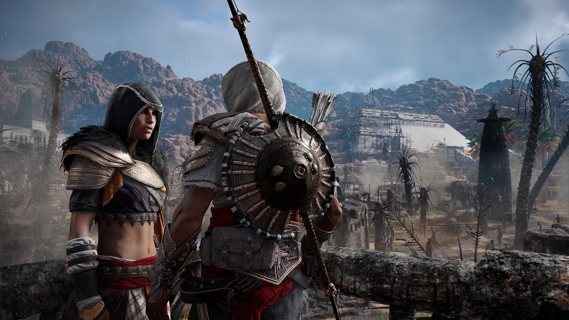 Ubisoft anunció que durante este fin de semana se podrá jugar de forma gratuita a Assassin's Creed Origins en PC