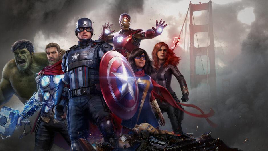 Cada vez falta menos: Square Enix publicó el tráiler de lanzamiento de Marvel's Avengers y su salida al mercado está al caer