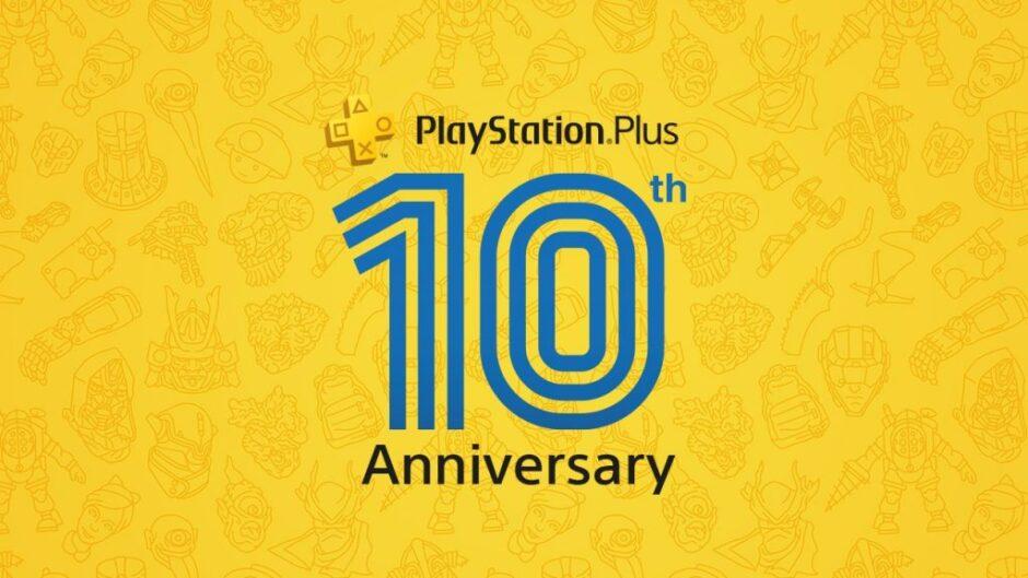 PS Plus anunció un julio repleto de juegos gratuitos para celebrar su décimo aniversario
