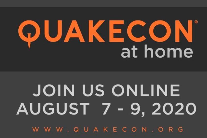 """Bethesda hará la Quakecon de forma digital este 2020: """"At home"""""""